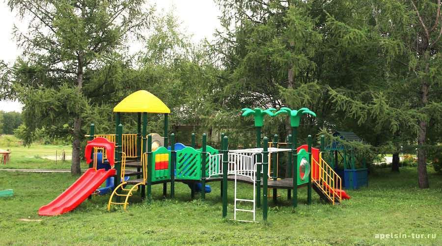 Зотино-детская площадка
