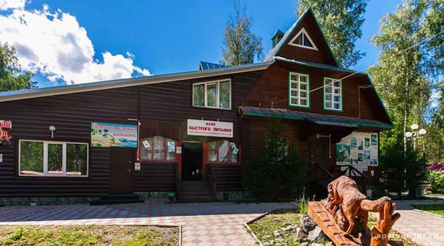 Алтан-база отдыха Алтай