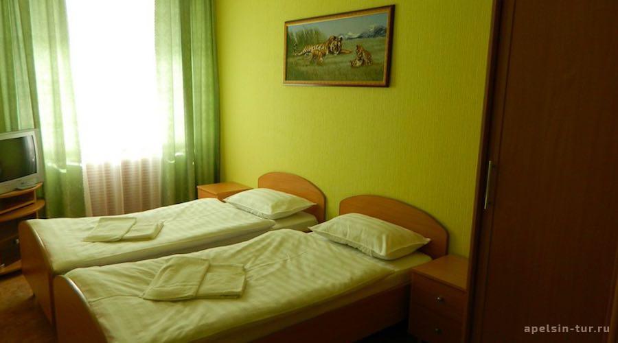 Дилижанс-мотель