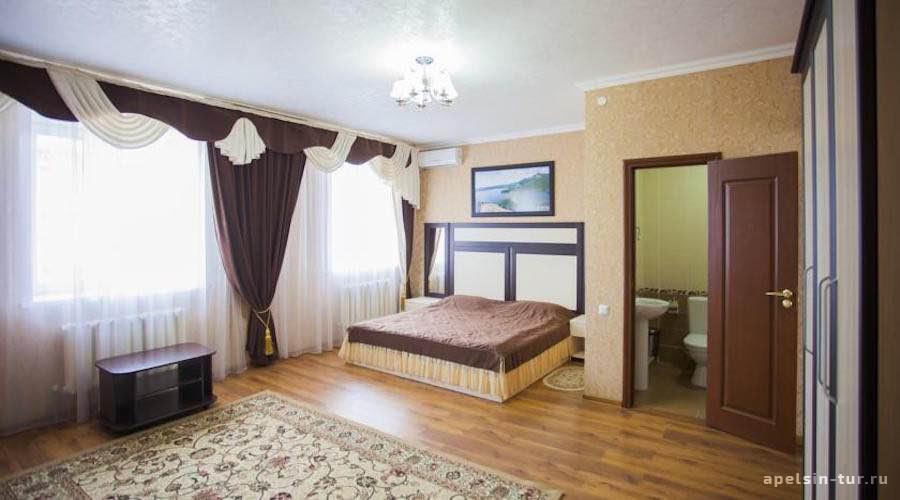 Жумбактас-отель
