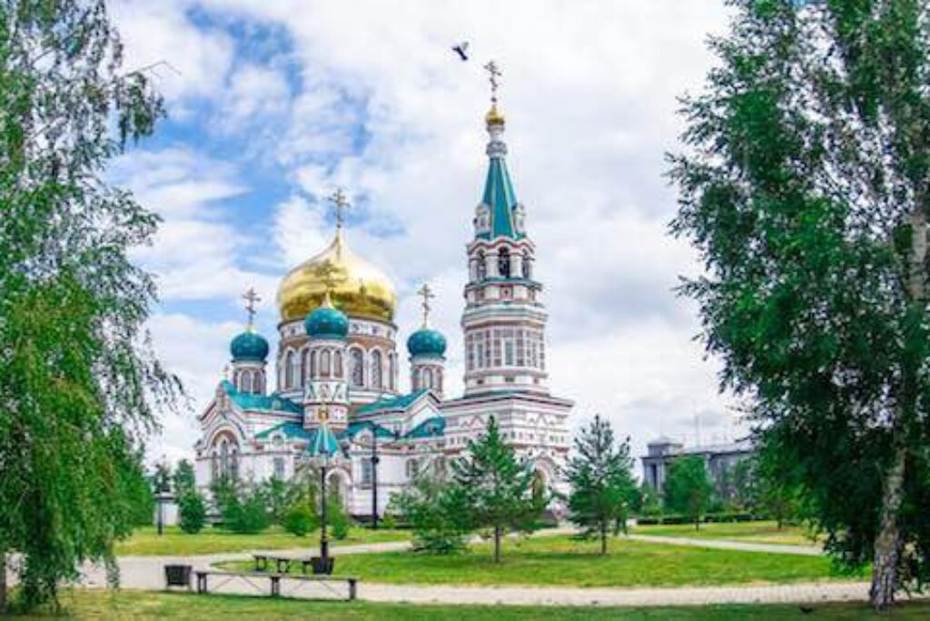 Святые храмы Омска
