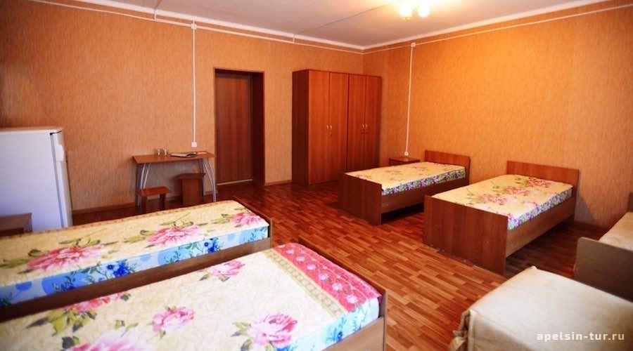 Русь-гостиница Яровое