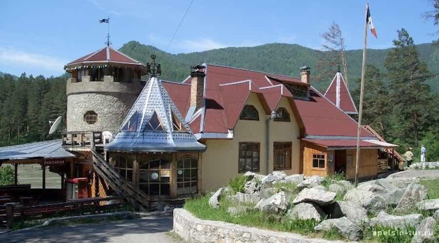 Царская охота-туристический комплекс