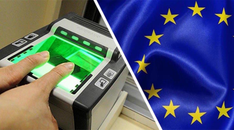 Пальчики для Шенгена