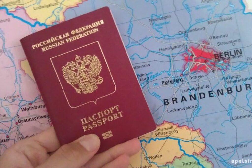 Сложные случаи по визе в(из) Германию