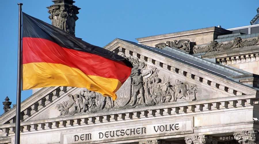 Процедура выезда в Германию