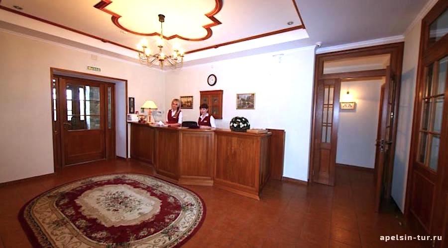 АльпенХоф-гостиница в Шерегеш
