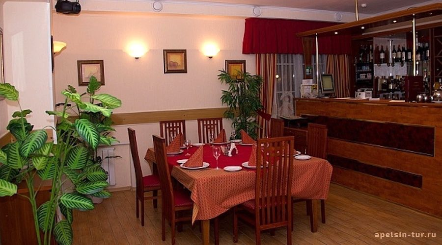 Елена-гостиница в Шерегеш