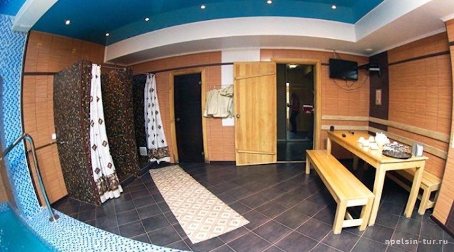 Ольга-гостиница в Шергеш