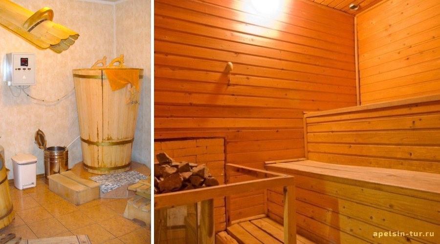 Кедровая-гостиница в Шергеш