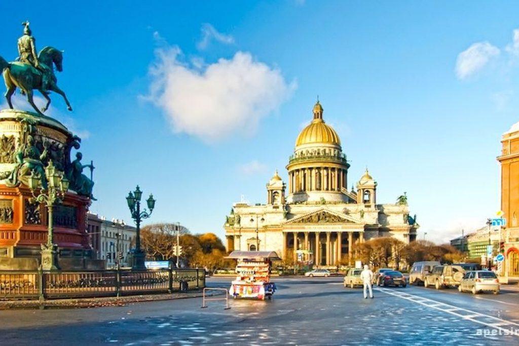Туры в Санкт-Петербург из Омска