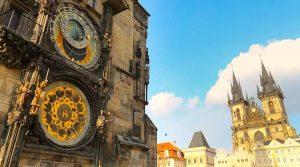Прага-экскурсии по столице Чехии