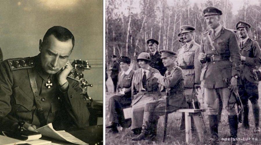 Адмирал Колчак в Омске