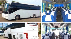 Автобус на Алтай