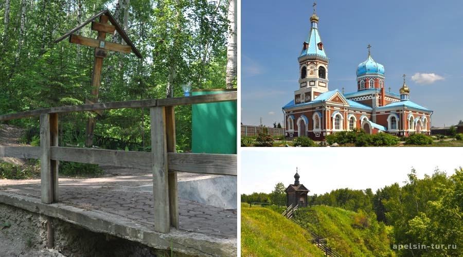 Свято-Никольский монастырь в Большекулачье