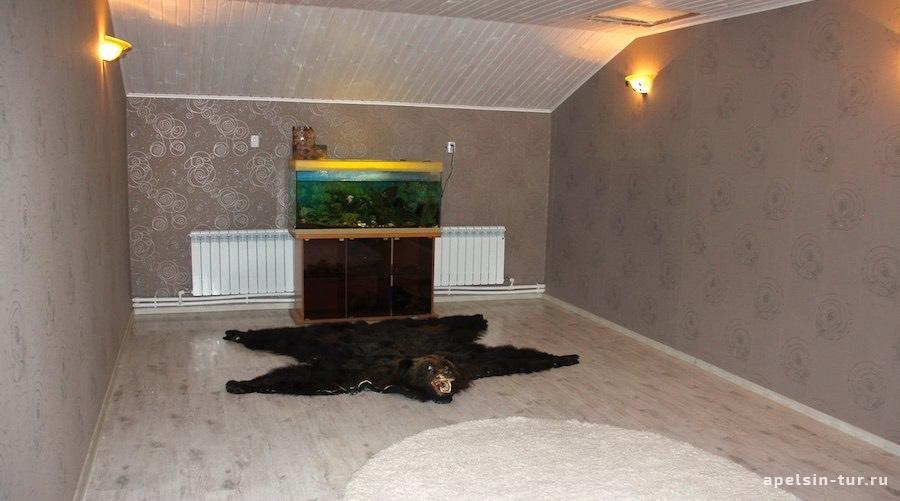 Серебряный берег-гостиный дом