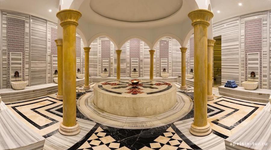 Риксос Боровое баня