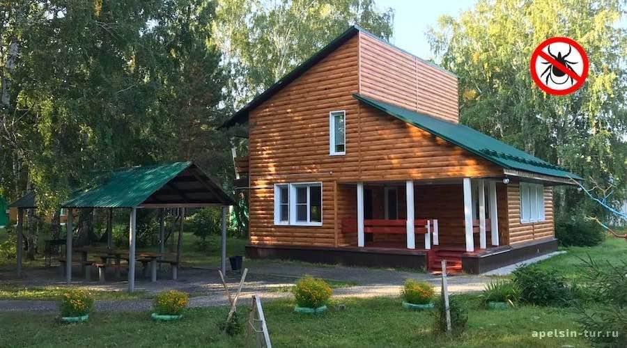Зотино Омск, база отдыха в Кормиловском районе