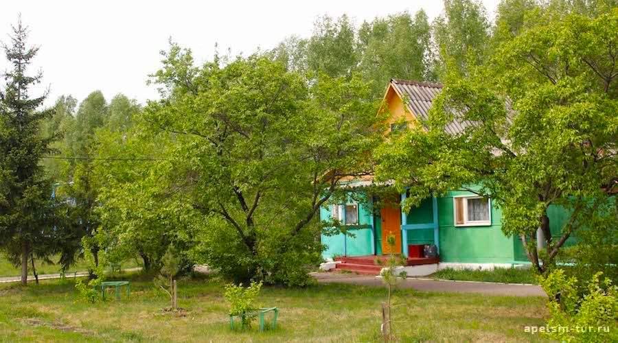 Летние домики Зотино Омск
