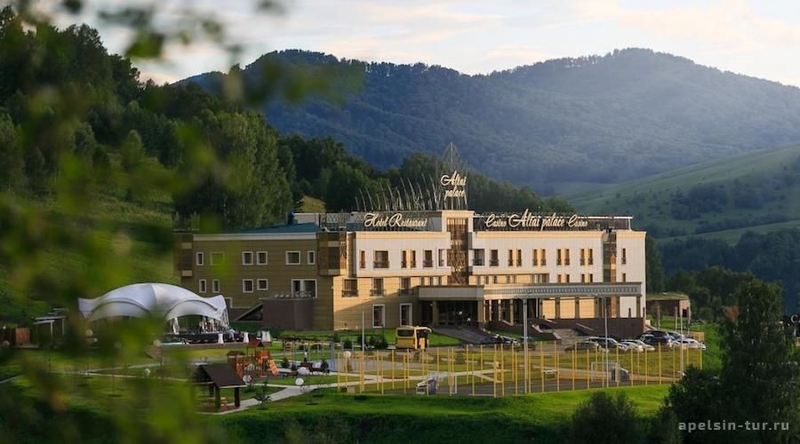 Алтай Пэлас отель-казино
