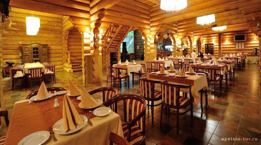 Марьин остров-ресторан