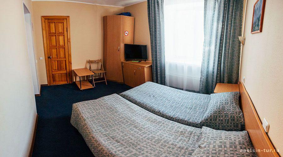 Гостиница Мустаг Шерегеш