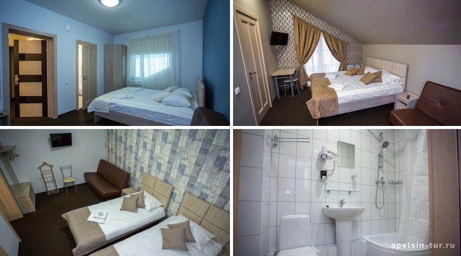 Гостиница Зима-Лето Шерегеш