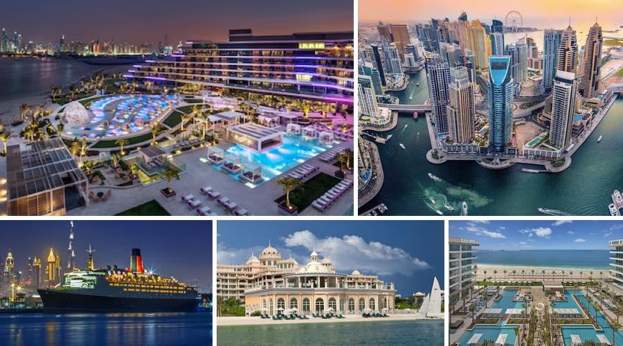 Новые отели Дубая