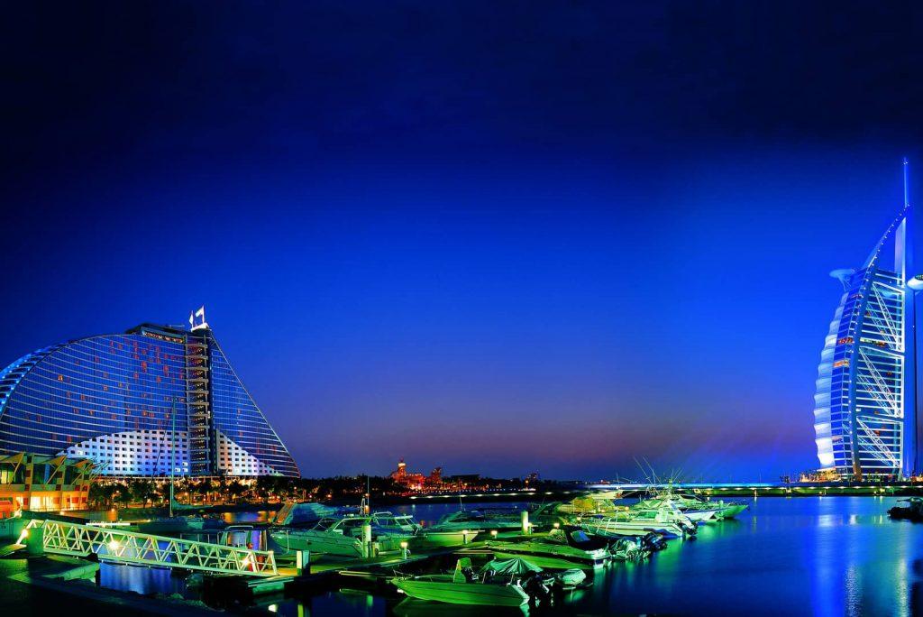 Лучшие отели ОАЭ